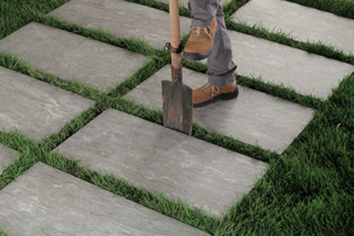Carrelage 2cm Pose Sur Pelouse Comment Poser Dalles 20mm Sur Herbe Pelouse Carrelage Dalle Jardin