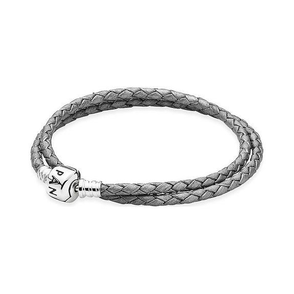 bracelet femme cuir pandora