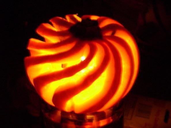 25 Mind-Blowing Halloween Pumpkins | Halloween for Troy ...