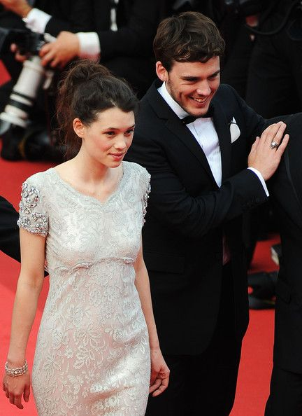 74ed0403b ... Astrid Berges-Frisbey attend the