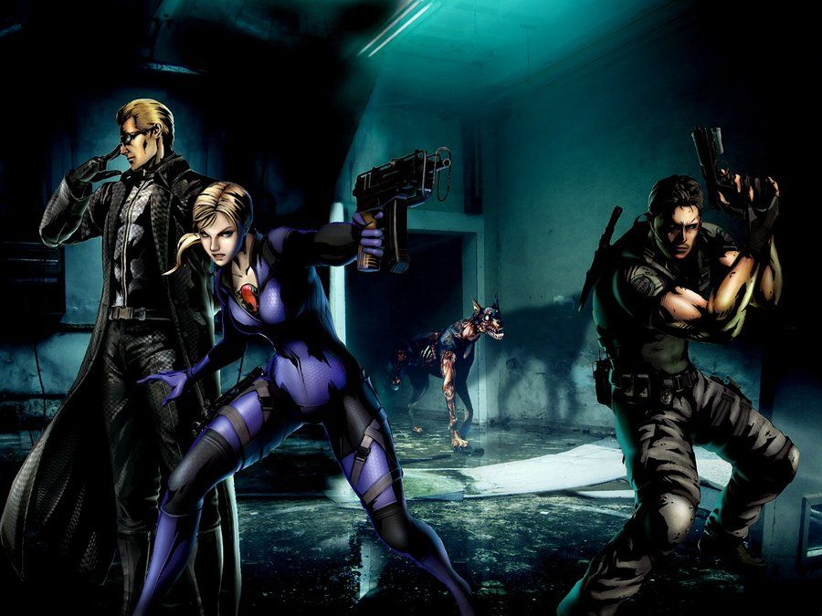 1920 x 1080 Resident evil wallpaper~ another 10 months to resident evil 6!
