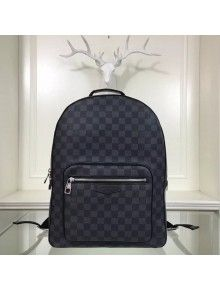 473ac8bb818c Louis Vuitton Damier Graphite Canvas Josh Backpack N41473
