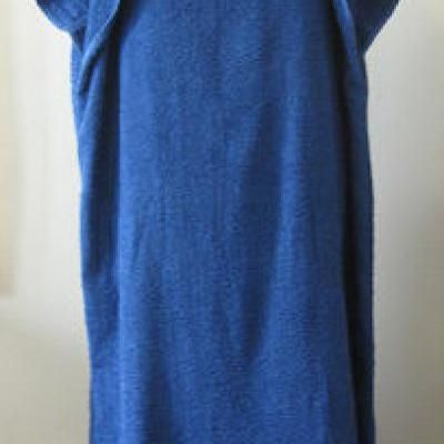 Sew a Simple Towel Robe or Beach Cover Up from Two Matching Towels: Materials Needed to Sew a Towel Robe