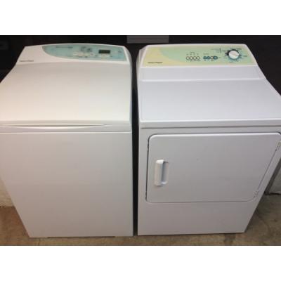 Fisher and Paykel WasherGAS Dryer Set 271 Denver Washer Dryer