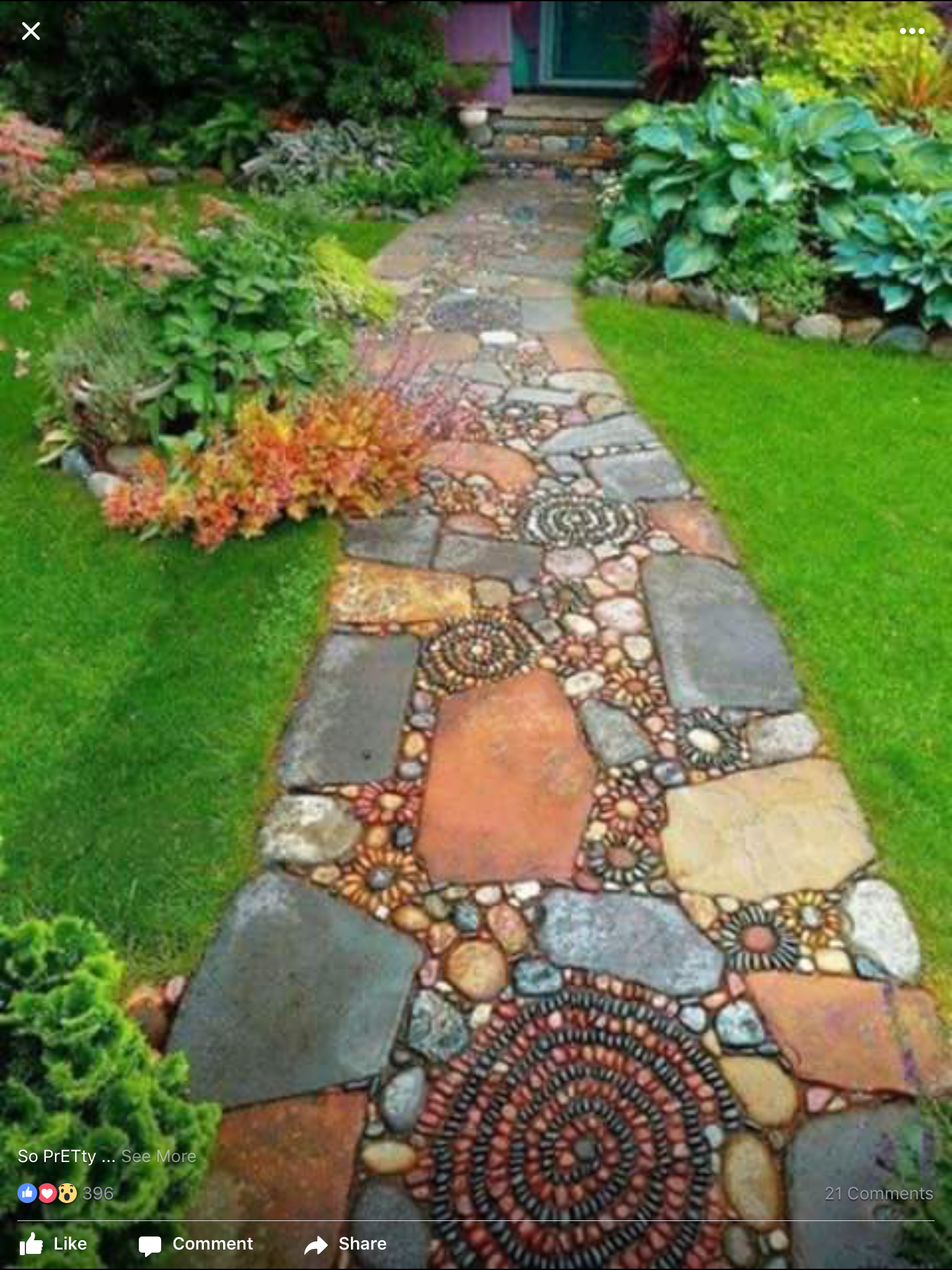 Pin by Andrea Greman on kert | Pinterest | Gardens, Yards and Walkways