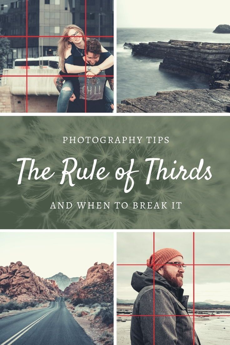 Understanding image composition is probably one of the easiest ways to instantly improve your photography. So let's start at the beginning: the rule of thirds: what is it? Why should you care? And when should you ignore it?  #photographytips #ruleofthirds #photographyblog #microfournerds #photographer #photography #beginnerphotography