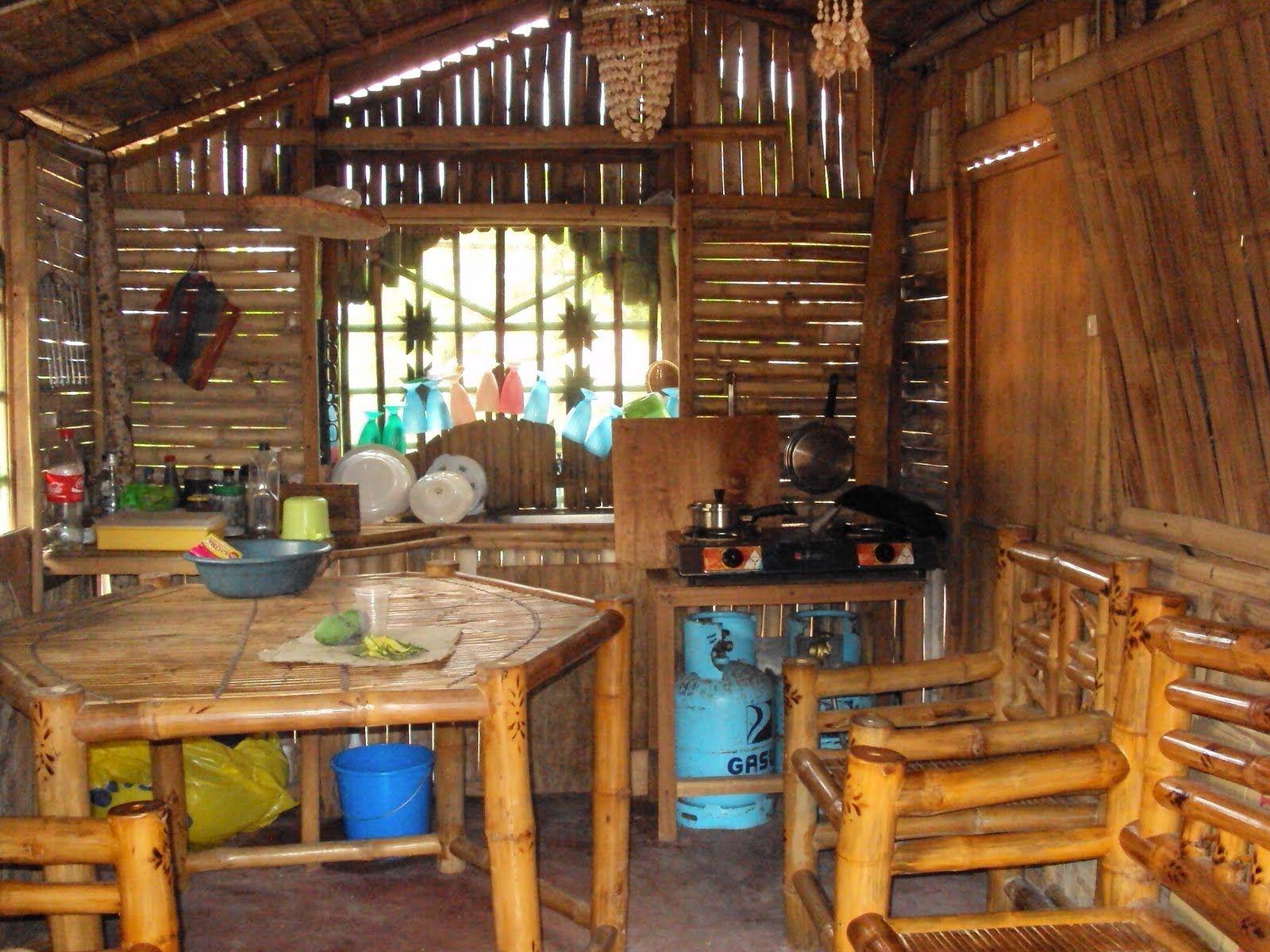 Image Result For Inside Bahay Kubo Design