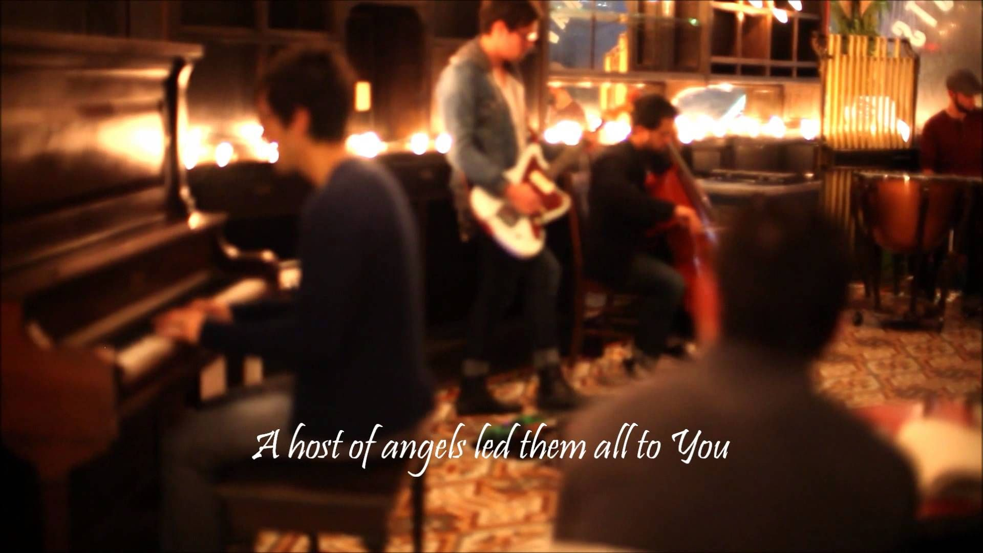 A Hallelujah Christmas - Cloverton Official Music Video (with lyrics).....love this song ...