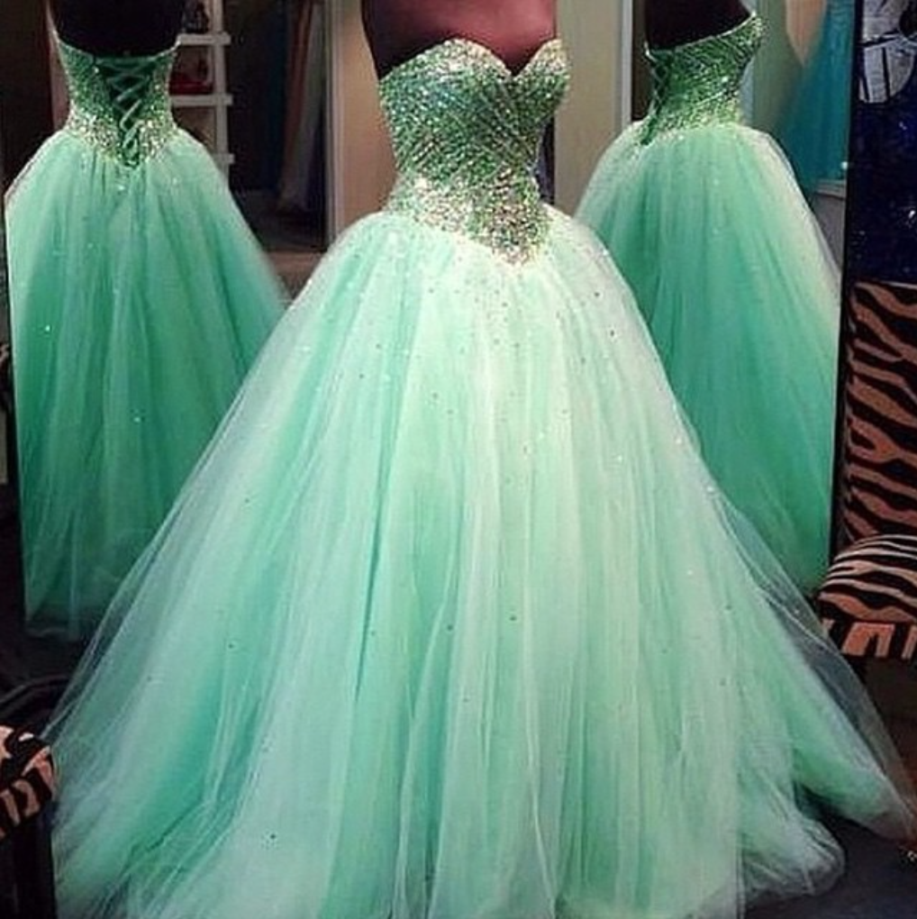 Soft teal prom dress dresses pinterest teal prom and pretty