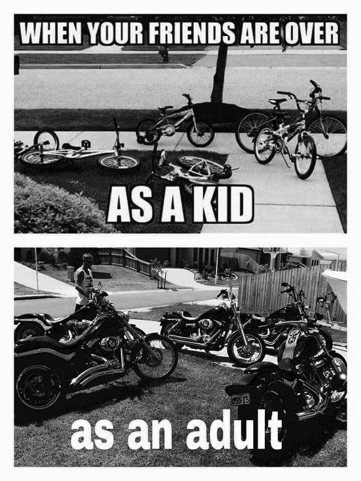 That's so true! | Motorcycle memes, Motorcycle quotes ...