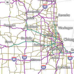 Chicago, IL Interactive Weather Radar Map - AccuWeather.com ...