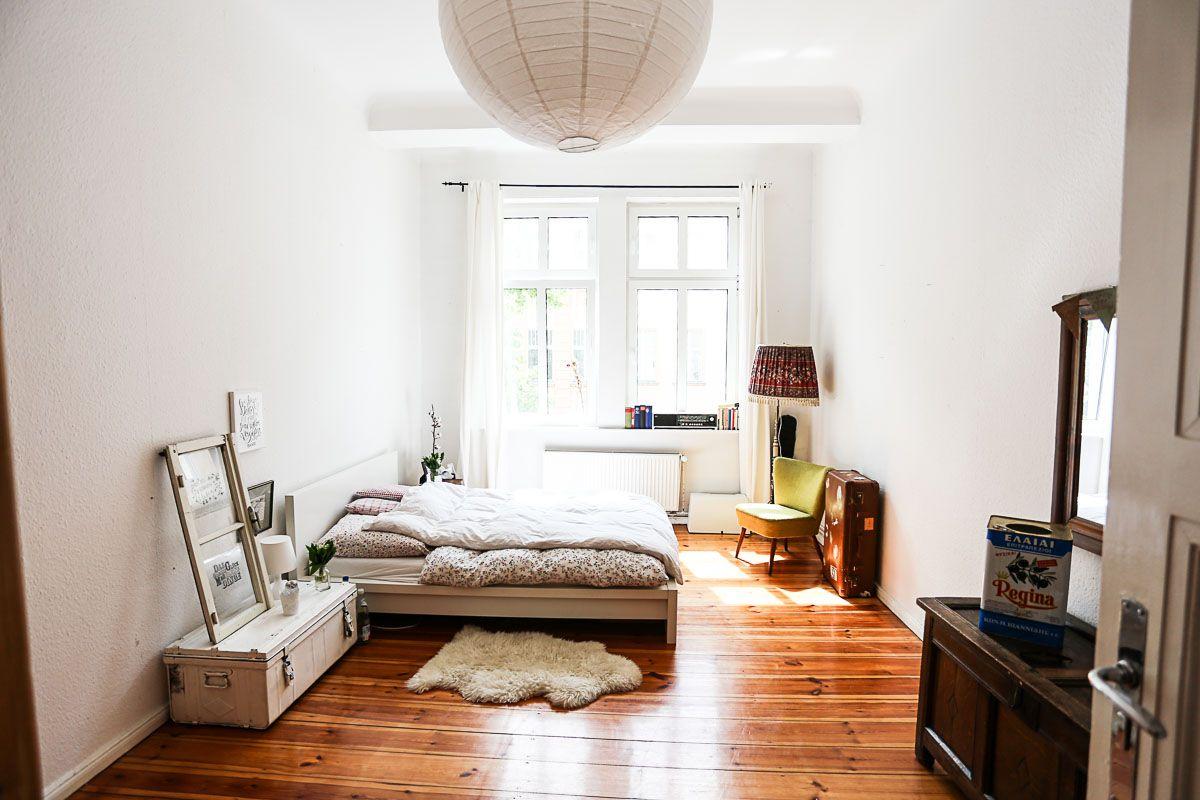 zu Besuch bei Eva Living // Wohnzimmer