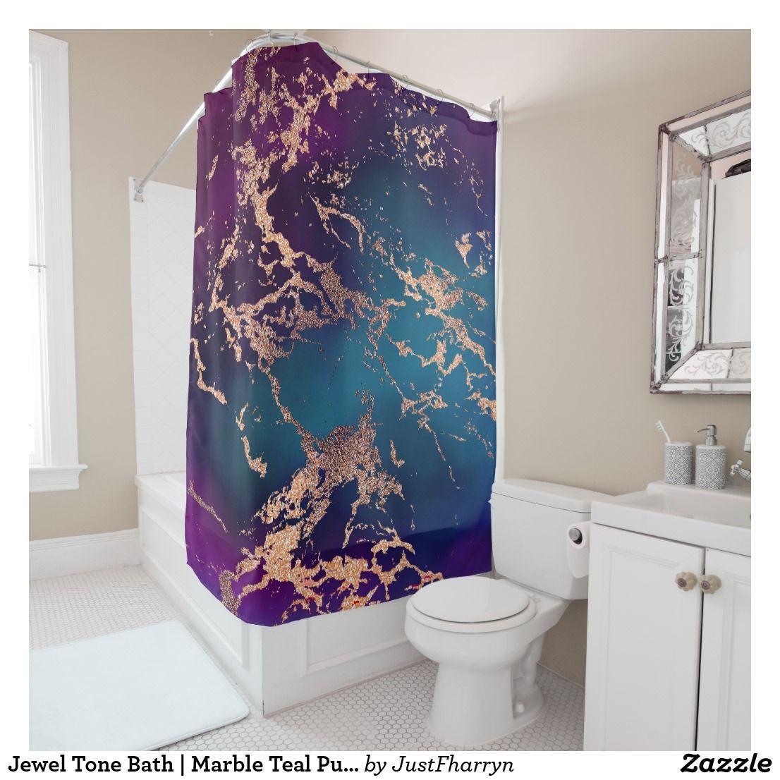 Jewel Tone Bath