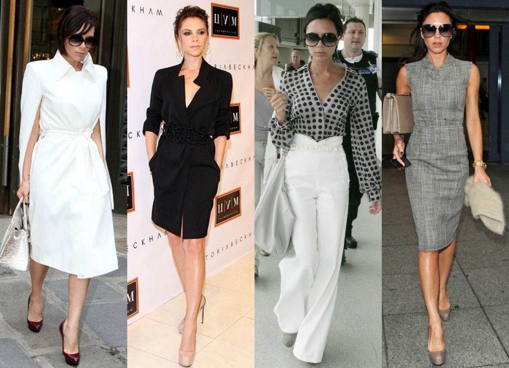Make the World a Prettier Place: The Ladylike Style of Victoria Beckham