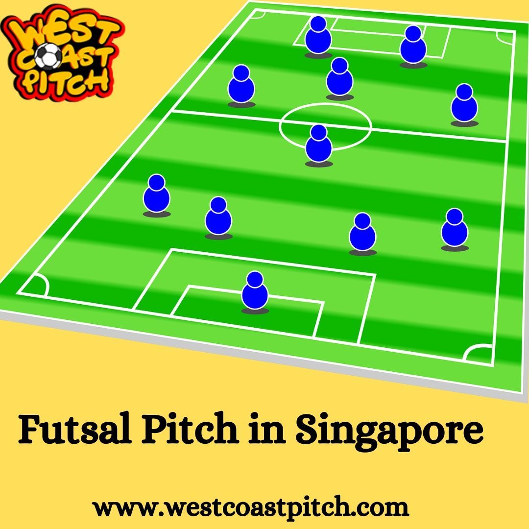 Futsal is an exciting and intensive sport played in many