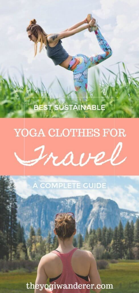 Photo of 12 Best Organic Yoga Clothes for Travel or the Studio – The Yogi Wanderer