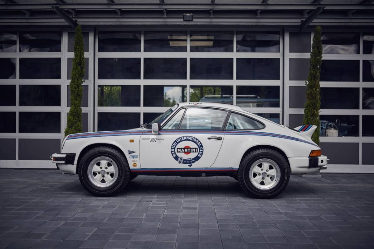 "1985 Porsche 911 ""G"" - East African Safari Rally   Classic Driver Market"