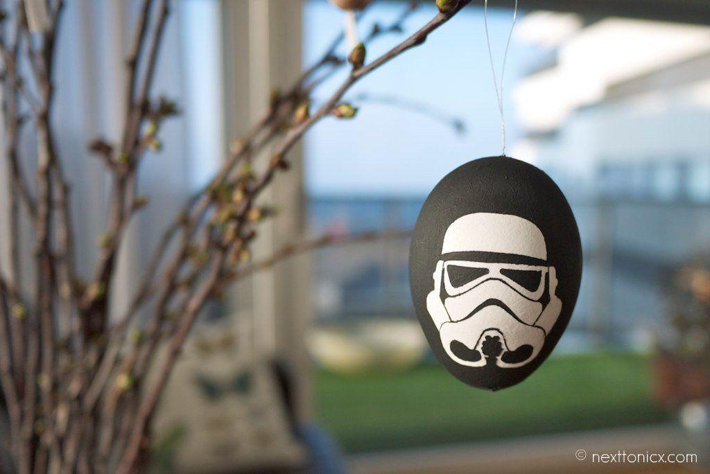 Stormtrooper Easter Egg