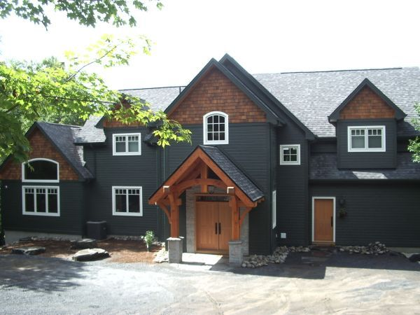 Peter Smith Construction Muskoka Cottage Design
