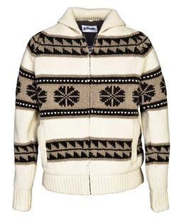 F1604 Mens Sherpa Lined Sweater Jacket Siteswww Pinterest
