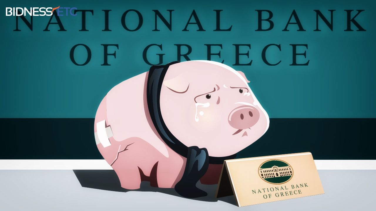 National Bank Of Greece Adr Nbg Stock Down In Pre Market With Images Financial News Stock Market Data Stock Market