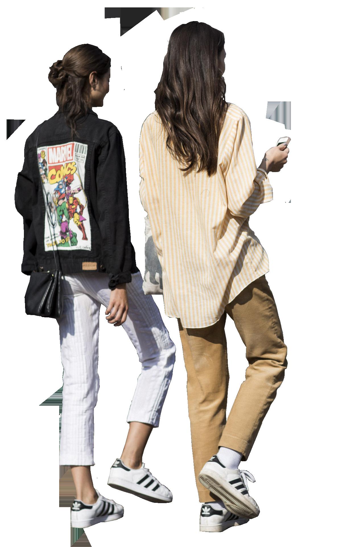 womens walking | 실루엣, 3d 그림, 패션