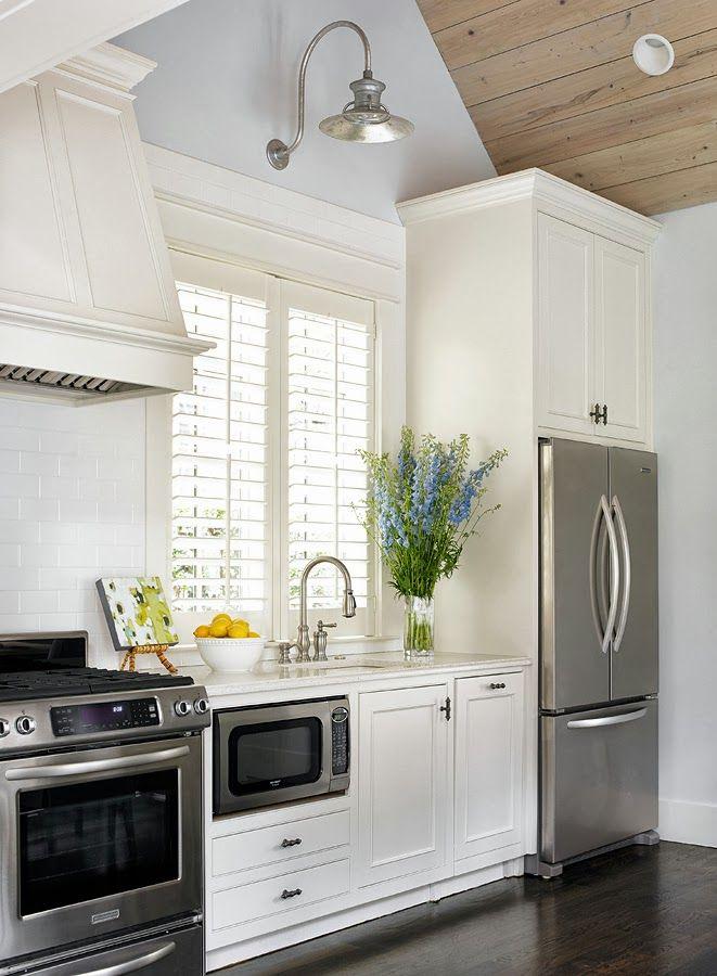 House Kitchen Design: Home Tour: Charming Atlanta Guest House