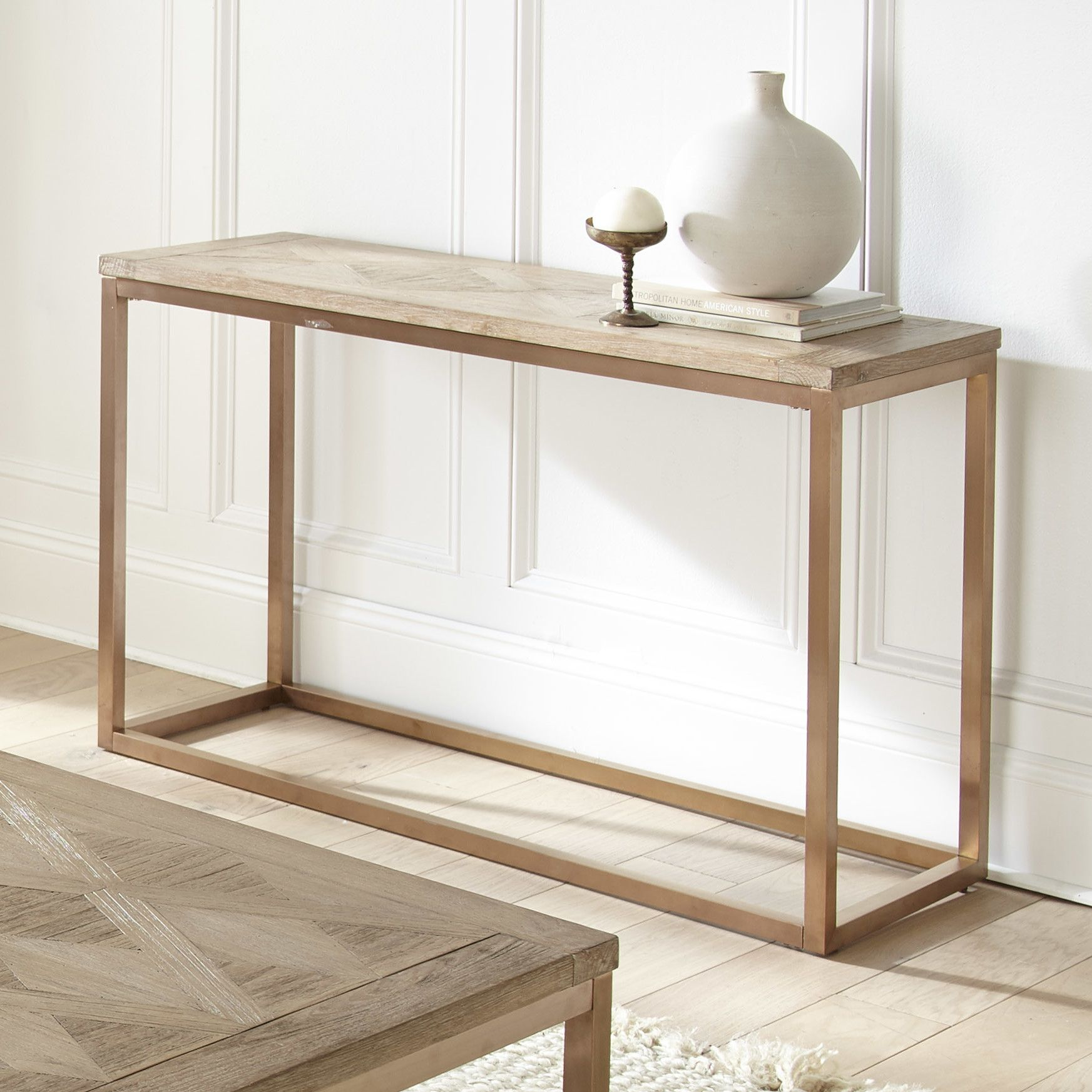 Guillotte Console Table | Console tables, Consoles and Modern living ...