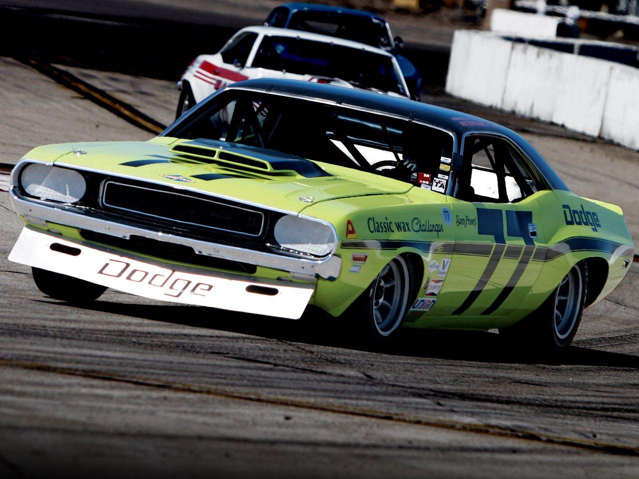 images of 1970 trans am class race cars | Dodge Challenger Trans-Am ...