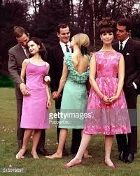 Image result for fashion editorials from the 50s and 60s