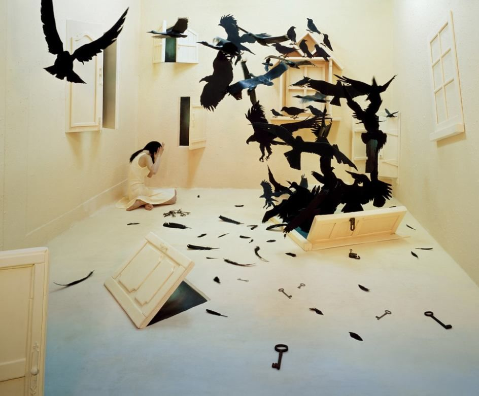 'Black Birds', 2009