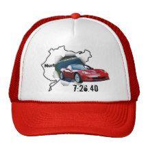 Ring Masters Trucker Hat