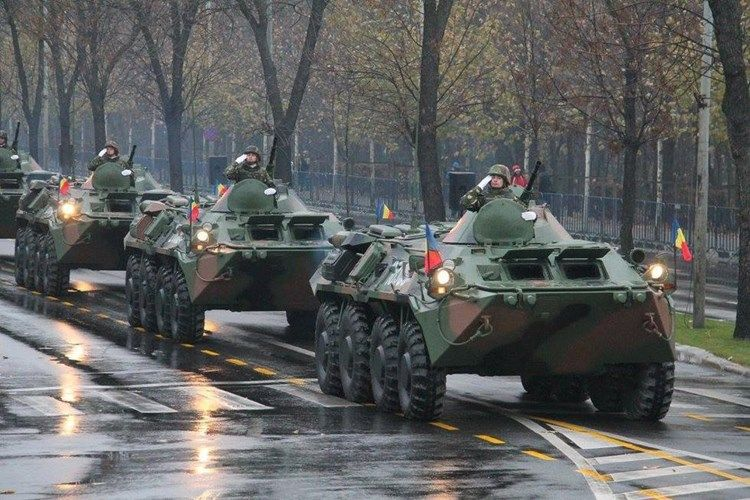 e9afb57737be The TAB B33 Zimbru is the BTR-80 made under license in Romania ...