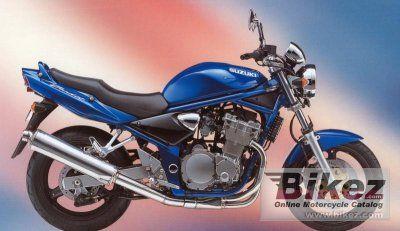 2001 Suzuki Gsf 600 Bandit Specifications And Pictures Suzuki Bandit Motorcycle