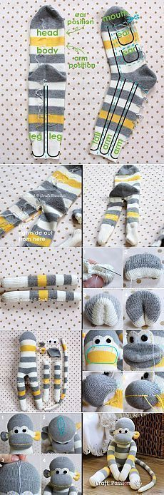 игрушки своими руками #knittedtoys