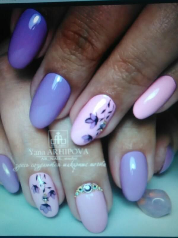 You Should Stay Updated With Latest Nail Art Designs Nail Colors Acrylic Nails Coffin Nails Almond Nails Stiletto Nail With Images Round Nails Nails Solid Color Nails
