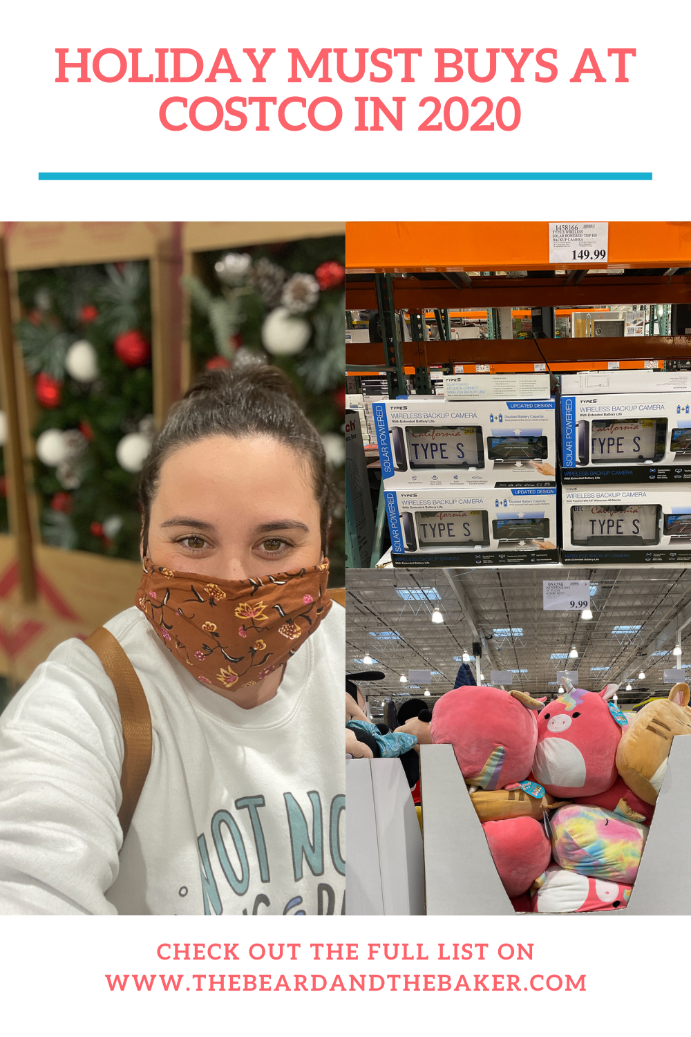 Must Buys At Costco For The Holidays Holiday Costco Save Money On Groceries
