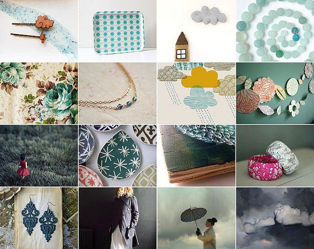@Emma Lambs lovely etsy treasury ~ www.etsy.com/...