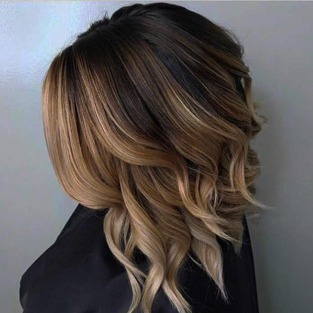 Blonde Hair Trends 2018: 30 Popular Sombre & Ombre Hair For 2019