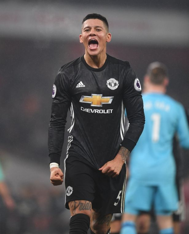 marcos rojo hairstyles hairstyle pinterest
