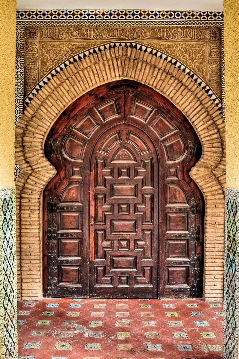 exotic door & La puerta árabe | Exotic Doors and Gates