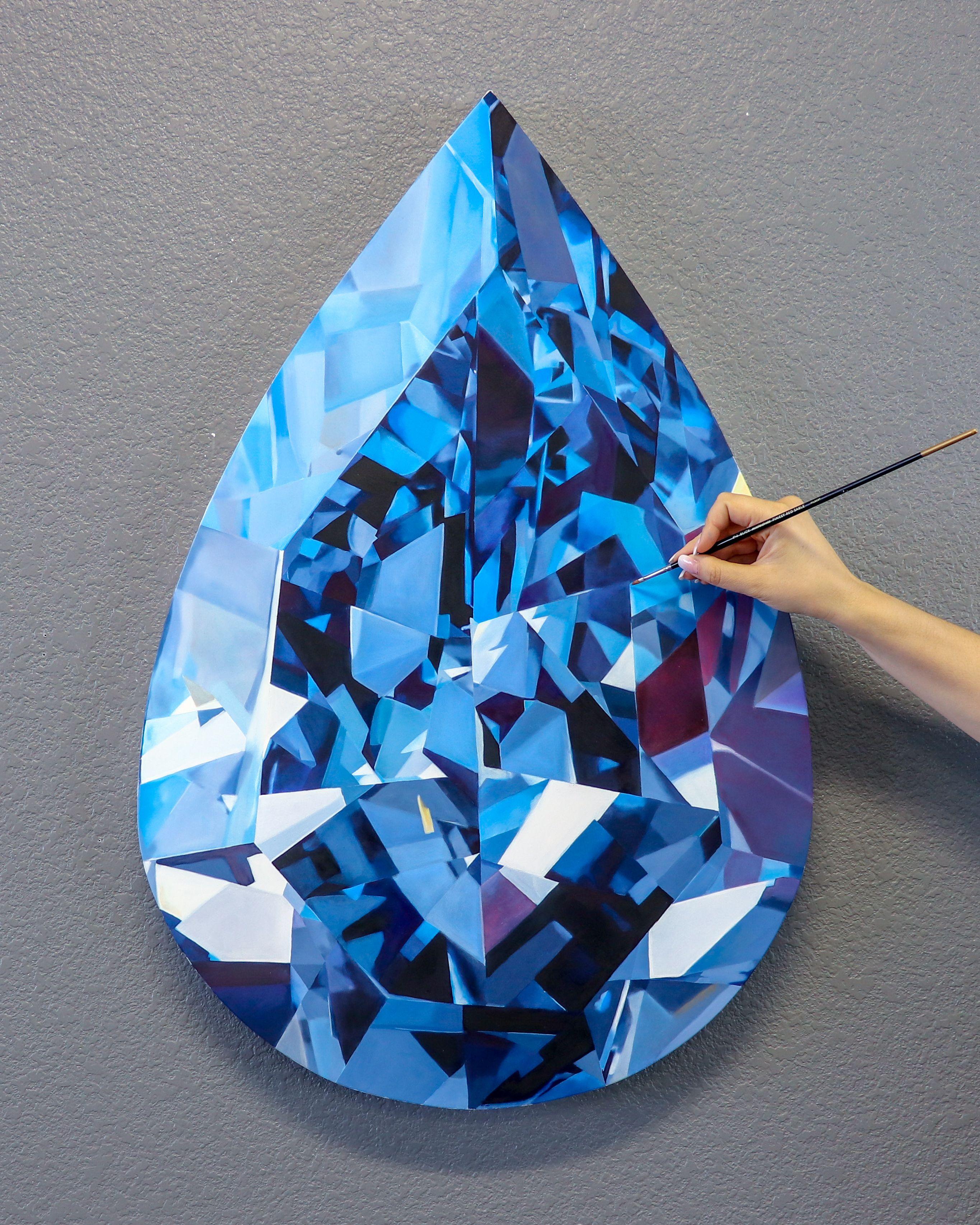Pin On The Diamond Painter