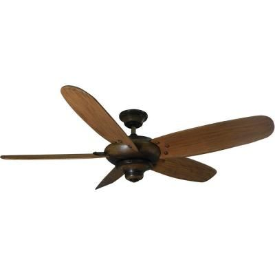 home decorators collection altura 56 in indoor gilded espresso ceiling fan with remote control. Black Bedroom Furniture Sets. Home Design Ideas