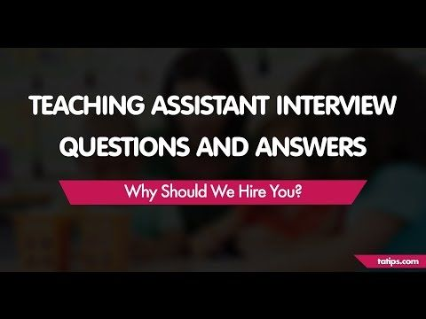 why should we hire you 6 sample answers to this teaching