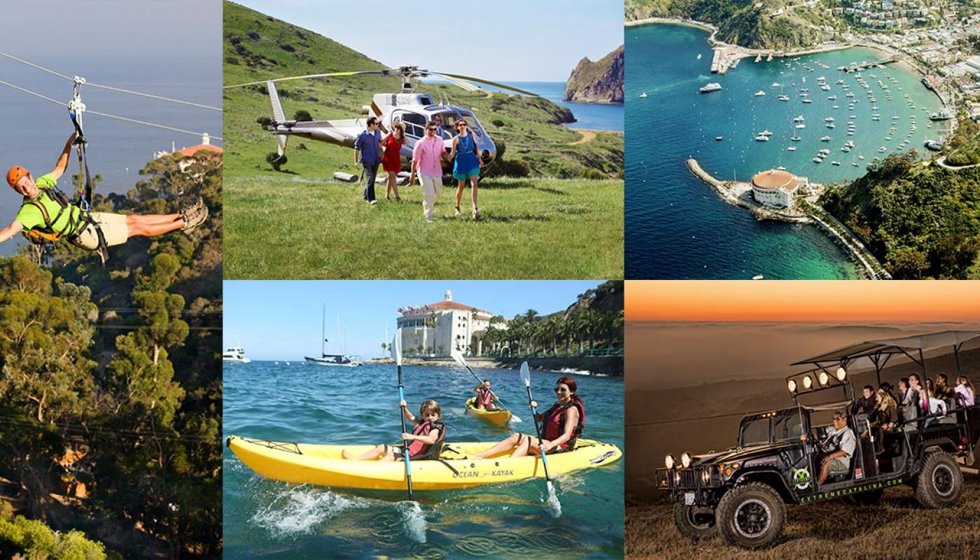 Catalina Activities Adventures Things To Do Visit Catalina Island Catalina Island Catalina Vacation Planner