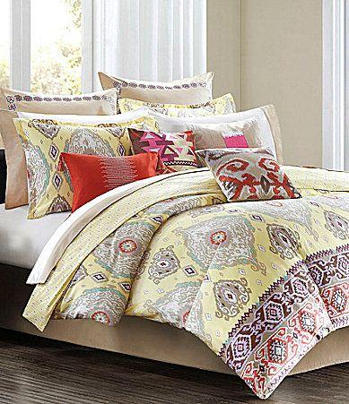 Echo Colorful Kilim Bedding Collection Dillards Bedroom