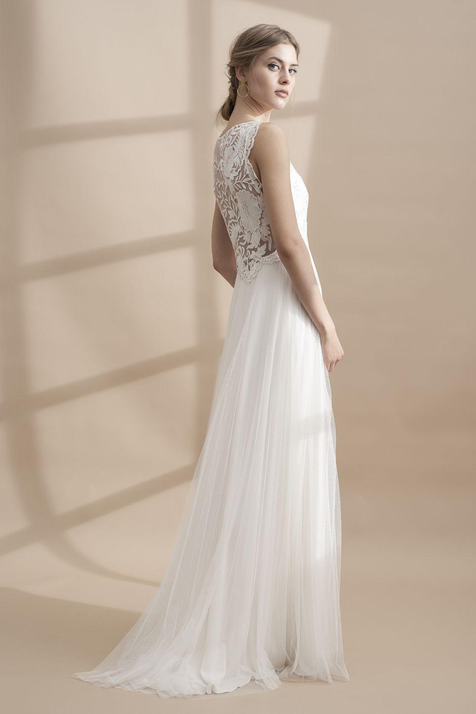 Brautkleid Hibiscus Rembo Ivory in 11  Kleid hochzeit