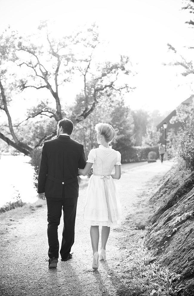Karoline und Felix, Trachtenhochzeit in Salzburg von Freude Liebe Lachen Fotografie - Hochzeitsguide