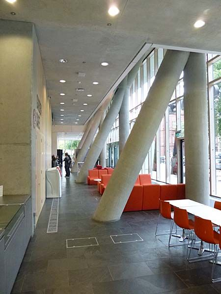 City Of Westminster College Paddington Green London City Of Westminster College Westminster Architecture