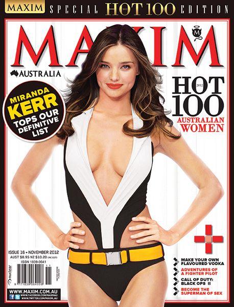 Hot cover girls maxim